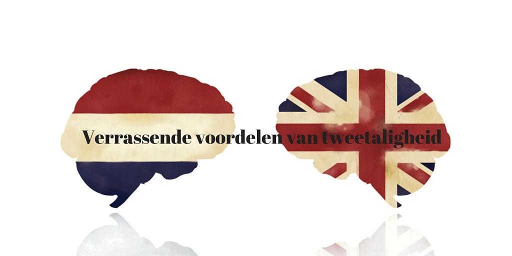 Verrassende voordelen van tweetaligheid