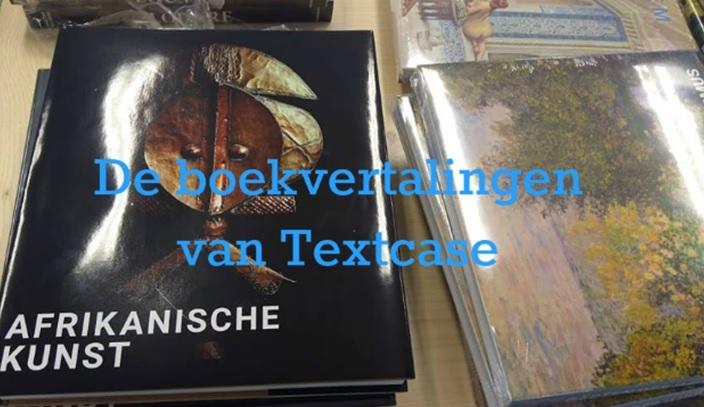 Textcase raakt met haar boekvertalingen de juiste snaar